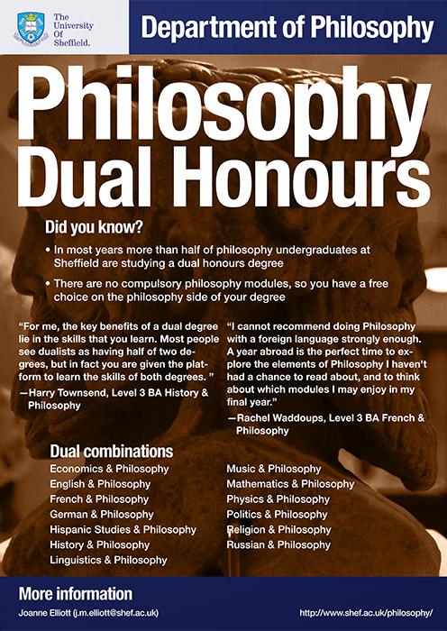 Philosophy Dept Posters