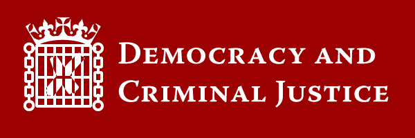 Democracy and Criminal Justice Logo