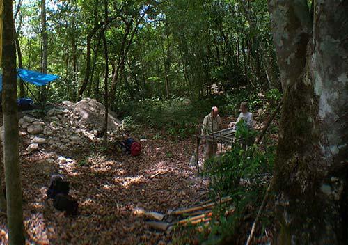 Belize Dos Barbaras VR