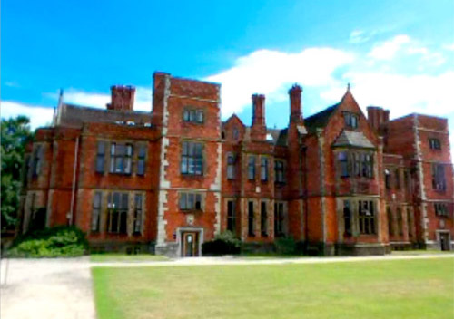 Heslington Hall VR