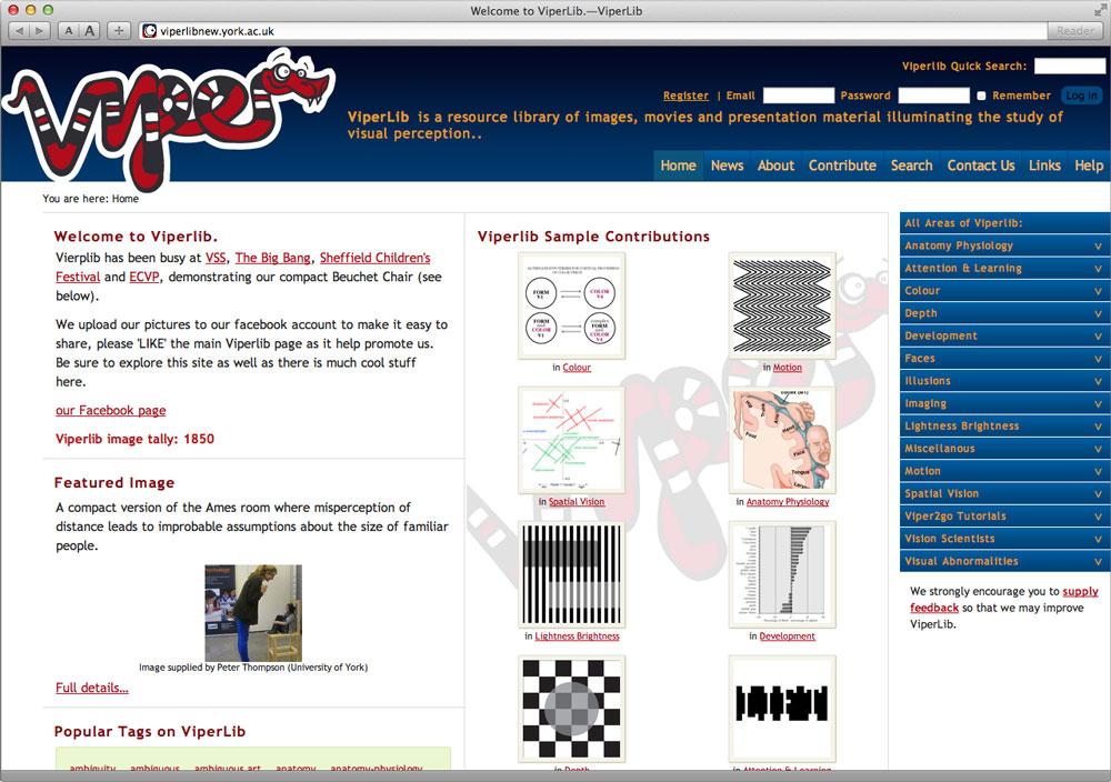 Viperlib Website