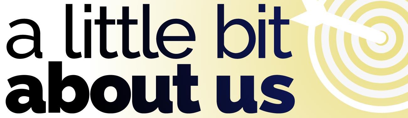 A little bit about us