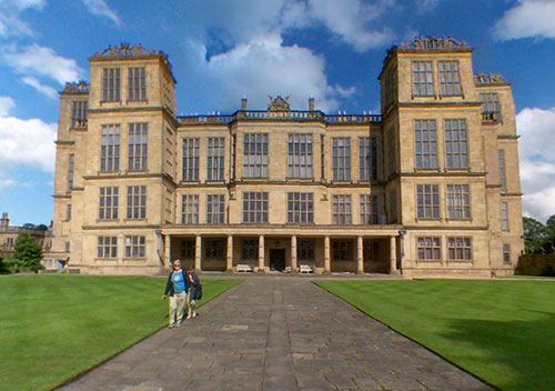 Hardwick New Hall VR