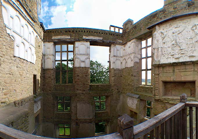 Hardwick Old Hall VR